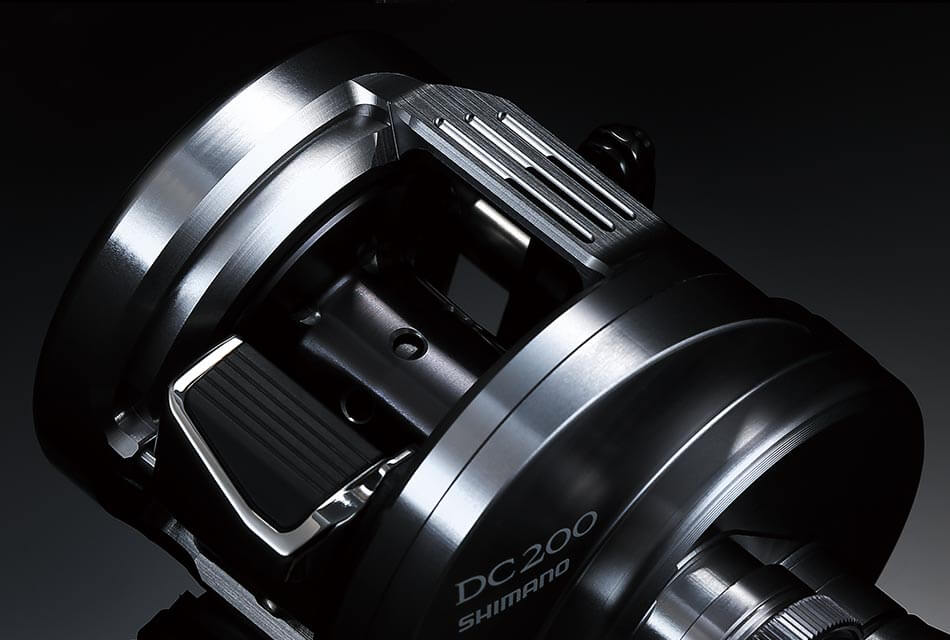 Shimano 20 Calcutta Conquest DC 100 Right handle) From Japan
